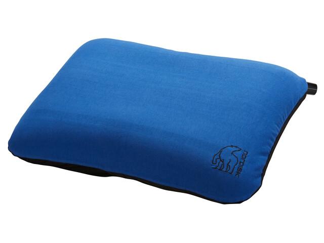 Nordisk Nat Pillow Square blue/black